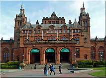NS5666 : Kelvingrove Art Gallery And Museum by Mary and Angus Hogg