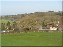 SO9969 : Tardebigge basin from the church by Jeff Gogarty