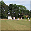 TL4360 : League cricket at Fitz by John Sutton