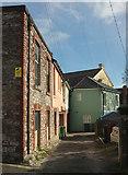 SX9265 : Service road, Babbacombe by Derek Harper