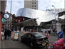 SP0686 : Grand Central entrance, New Street Station, Birmingham by Rudi Winter