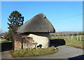 SP7411 : Thatch, Great Stone by Des Blenkinsopp