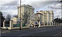 TQ3370 : Queens Hotel, Church Road, Norwood, south London by Robin Stott