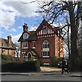 TQ3370 : Mansion, Auckland Road, Norwood, south London by Robin Stott