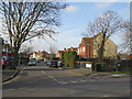 TQ2266 : Pembury Avenue, Worcester Park by Malc McDonald