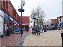 SO9496 : High Street Scene by Gordon Griffiths