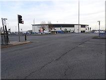 SO9198 : Junction Scene by Gordon Griffiths