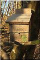 SX8783 : Nesting box, Whiteway Wood by Derek Harper