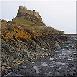 NU1341 : Lindisfarne Castle by Ian Taylor