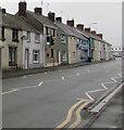 SM9516 : Pelican crossing, Prendergast, Haverfordwest by Jaggery