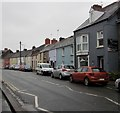 SM9516 : On-street parking, Prendergast, Haverfordwest by Jaggery