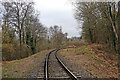 SO7483 : Severn Valley Railway north of Highley Station, Shropshire by Roger  Kidd