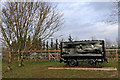 SO7583 : Preserved colliey truck in the Country Park near Alveley by Roger  Kidd