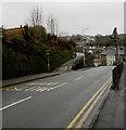 SM9516 : ARAF/SLOW on Prendergast, Haverfordwest by Jaggery