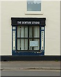 SK3336 : The Denture Studio, Uttoxeter Old Road by Alan Murray-Rust