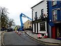H4572 : Cherry picker, Omagh by Kenneth  Allen