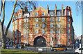TQ2983 : Goldington Buildings, St Pancras by Des Blenkinsopp