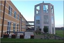 TL4359 : The Moller Centre, Churchill College Cambridge by Jim Barton