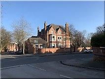 SK5639 : Yorke House by Andrew Abbott