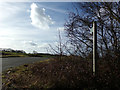 TM2769 : Footpath to Tannington Long Road by Adrian Cable