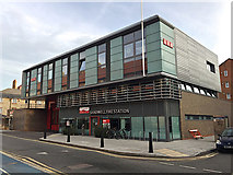TQ3580 : Shadwell Fire Station, Cable Street by Robin Stott