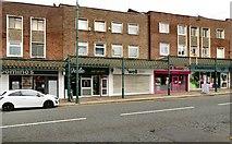 SJ9495 : ##19-27 Market Street by Gerald England