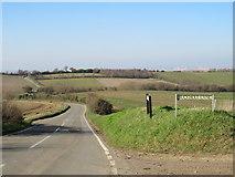 TQ7775 : Lipwell Hill, near High Halstow by Malc McDonald