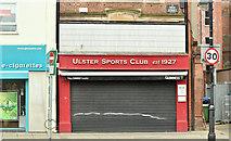 J3474 : Former Ulster Sports Club, Belfast - February 2019(2) by Albert Bridge