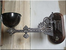 ST6149 : Ornate light fitting in Holy Trinity by Neil Owen