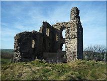 SO2980 : Clun Castle (Keep) by Fabian Musto