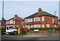 NZ6024 : Houses on Corporation Road, Redcar by JThomas