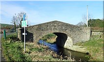 J0633 : John Brownrigg's Pointed Bridge over the Newry Canal at Jerrettspass by Eric Jones