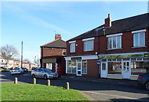 NZ5924 : Former Post office on Thames Road, Redcar by JThomas