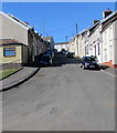 SO0901 : Steep ascent, Lewis Street, Bedlinog by Jaggery
