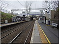 NS7265 : Blairhill railway station, North Lanarkshire by Nigel Thompson