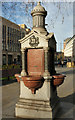 ST5873 : Drinking fountain, Bristol by Derek Harper