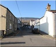SO0503 : Newton Street, Abercanaid by Jaggery