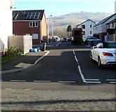 SO0503 : Waunwyllt Court, Abercanaid  by Jaggery