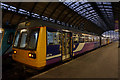TA0928 : Pacer train 142066 at Paragon Train Station, Hull by Ian S