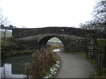 SK3056 : Bridge over Cromford Canal south east of Cromford by Richard Vince
