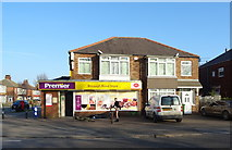NZ6024 : Borough Road Store and Post Office, Redcar by JThomas