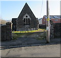 SO0503 : SS Peter & Paul church hall, Church View, Abercanaid by Jaggery