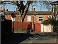 TG2108 : Park Lane, Norwich by Stephen McKay