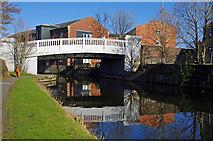 SD8538 : Bridge 141A, Leeds & Liverpool Canal by Ian Taylor
