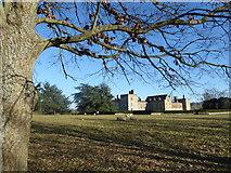 TQ5244 : Penshurst Place across the park by Marathon