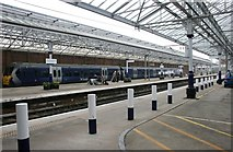 NS2982 : Helensburgh Central Station by Richard Sutcliffe