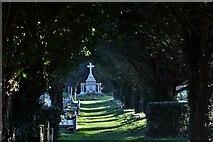 TM5286 : Kessingland, St. Edmund's Church: The War Memorial by Michael Garlick