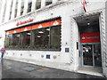 TQ3280 : Santander Branch in Gracechurch Street by David Hillas