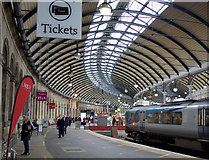 NZ2463 : Newcastle Central Station by Paul Harrop