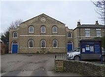 TA0432 : Zion United Reformed Church, Cottingham  by JThomas